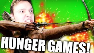 HUNGER GAMES SIMULATOR !! | The Culling