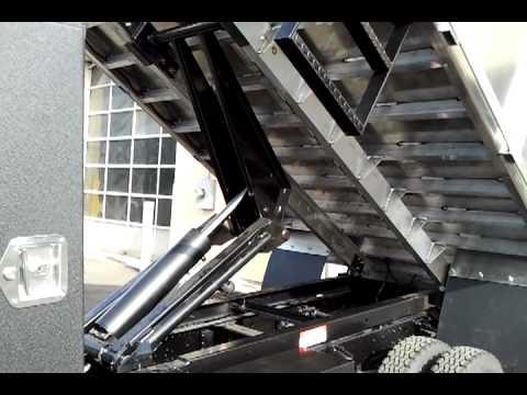Venco Conversion Dump Truck Hoist Pickup Trucks Flatbeds