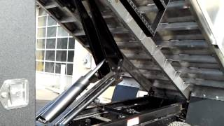VENCO Conversion Dump Truck Hoist: Pickup trucks,Flatbeds & Platforms, 5220 Hoist