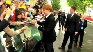 """""""Harry Potter and the Deathly Hallows - Part 2""""  Red Carpet Premiere Highlights"""