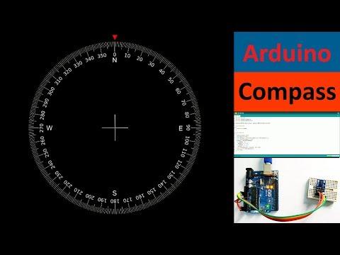 HMC5883L Arduino Compass Tutorial