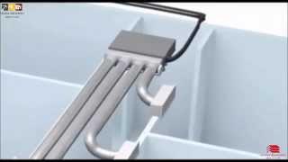 climatisation - installation climatiseur gainable - alger - algerie  الجزائر