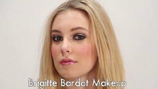 Brigitte Bardot Makeup - Iconic Sex Kitten Makeup