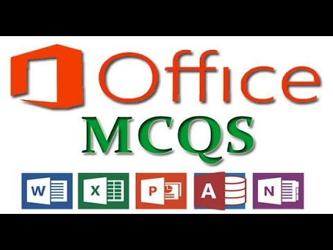 IA Information Assistant Exam 2018 Preparation- 100 MCQ TEST SERIES MS WORD- PART-8