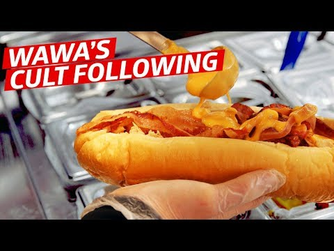 Why Is Pennsylvania Obsessed with the Food at This Gas Station? — Wawa's Cult Following