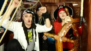 Atgal i vaikystes miesta - Piratu manksta - LNK 2013