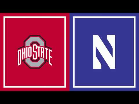 First Half Highlights: Ohio State vs. Northwestern | Big Ten Football Championship