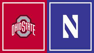 Northwestern -Ohio State rivalry