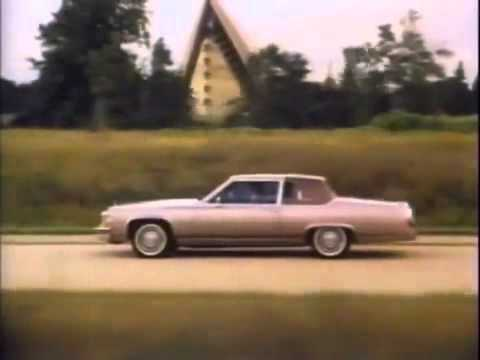 80s Cadillac TV Commercial - YouTube