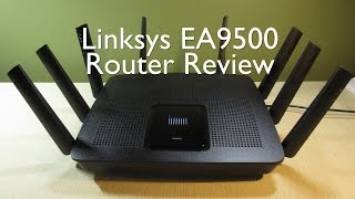 Linksys EA9500 Max-Stream AC5400 Router Review