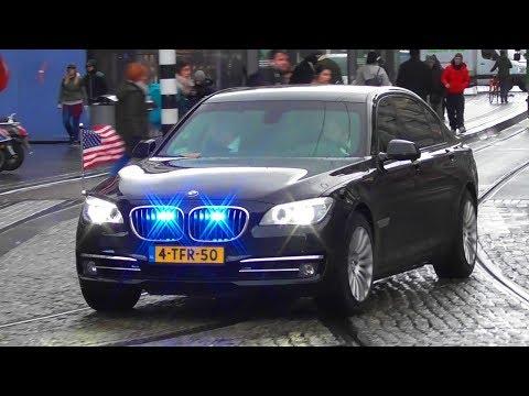 [Corps Diplomatique] Onopvallende Eenheden tijdens Nieuwjaarsreceptie in Amsterdam