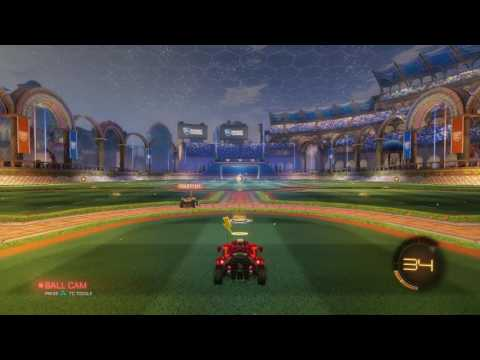 Rocket League Foley1121 finally getting promoted