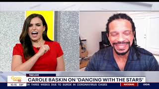 Good Day DC Talks about Carole Baskin and Dancing with the Stars Premier