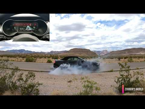 How To Activate LINE LOCK - BURNOUT - On A Ford Mustang GT | Tutorial -