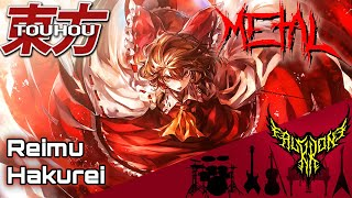 Download lagu Touhou 10.5 SWR - Eastern Mystical Love Consultation 【Intense Symphonic Metal Cover】