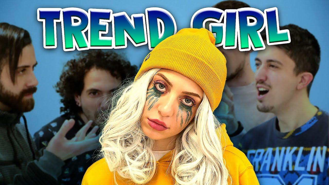 TREND GIRL! Billie Eilish parody by La La Life (Music Video)