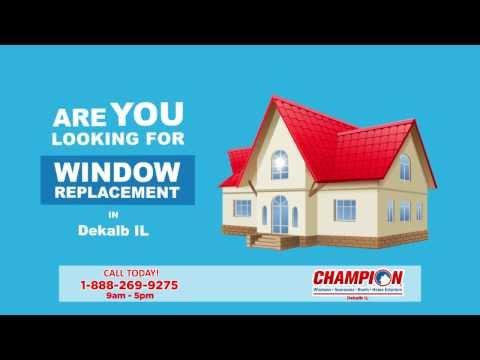 Window Replacement Dekalb IL. Call 1-888-269-9275 9am - 5pm M-F | Home Windows