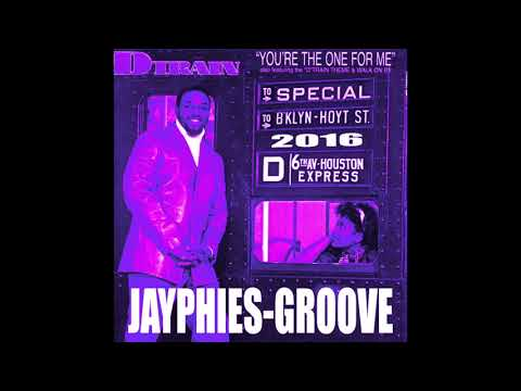 D Train - You're The One For Me (Chopped & Slowed)