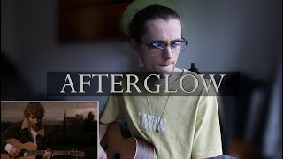 Download lagu Ed Sheeran - Afterglow Official Performance Cover