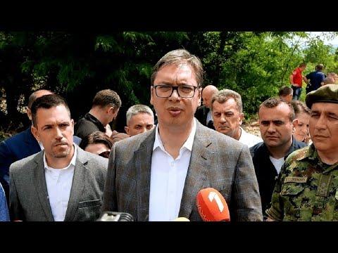 Poseta Vučića Kraljevu - Radijator Inženjerig I Sirča