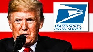 Trump Is Preparing To Absolutely Gut The US Postal Service