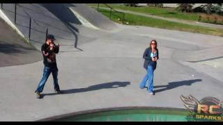 RC ADVENTURES - SKATE PARK PAIN 3 - SMASH UP DERBY -  PT  1 of 3