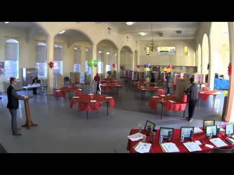 Science Fair Time Lapse - Center City PCS Brightwood
