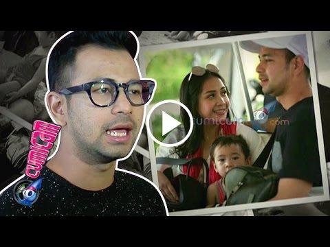 Hindari Kabar Miring, Raffi Boyong Gigi dan Rafathar Liburan ke Bali - Cumicam 24 Maret 2017