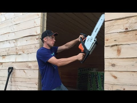 Изготовление дверей 101211 .mp4 - YouTube