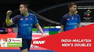 G1 | MD | MANU/SUMEETH (IND) vs CHIA/TEO (MAS) | BWF 2019