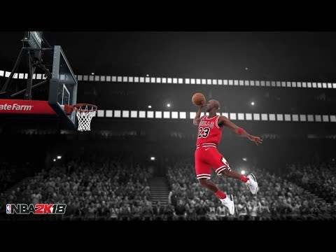 NBA 2k18 How to Make The Perfect Michael Jordan Build and Archetype WalkThrough