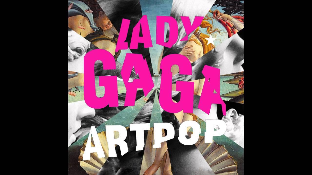 """Lady Gaga singing """"ARTPOP"""" songs Acapella"""