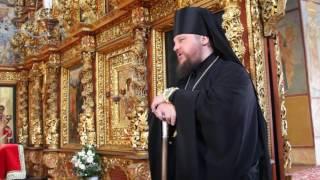 Слово епископа Ферапонта в Ипатьевском м-ре в день памяти царственных страстотерпцев, 17 июля 2016