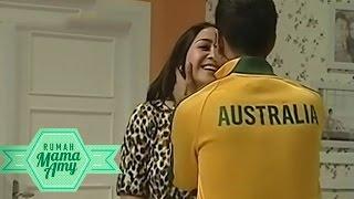 """Raffi Ahmad feat Nagita Slavina """" Kamulah Takdirku """" - Rumah Mama Amy (22/8)"""