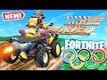 QUADCRASHER *OLYMPICS* in Fortnite Battle Royale
