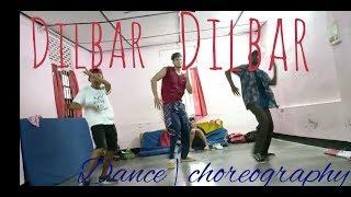 DILBAR DILBAR | Satyameva Jayete | Dance Choreography