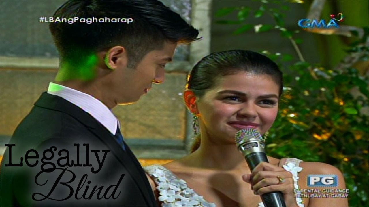 Legally Blind: The most awaited night