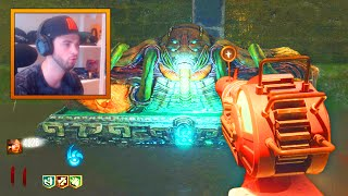 One of Ali-A's most viewed videos: Black Ops 3 ZOMBIES GAMEPLAY #1 - Shadows of Evil w/ Ali-A (Call of Duty Zombies)