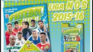 Stickers/Cromos Futebol 2015/16 (Liga Portuguesa) (ep-01)