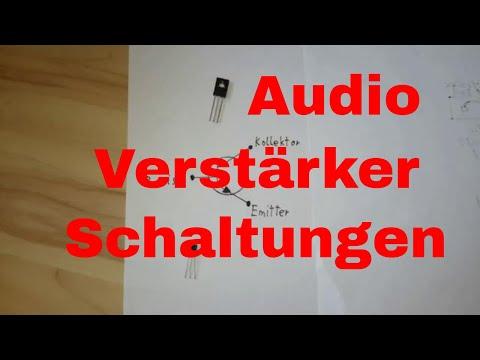 Grundlagen Elektronik NF Audio Verstärkertechnik Klasse A und AB von Stefan0719 - eflose #896
