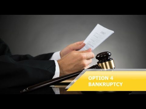 Bankruptcy | Credit Counselling Singapore