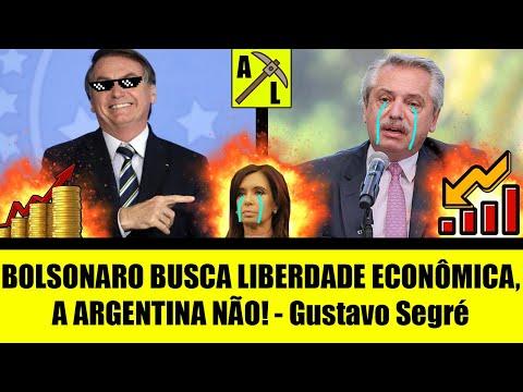 BOLSONARO BUSCA LIBERDADE
