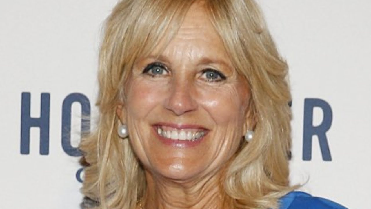Jill Biden says she felt like a 'failure' after divorcing first husband