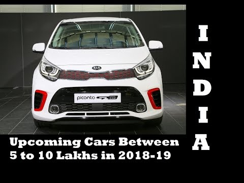 Upcoming cars between 5 to 10 lakh in 2018-2019