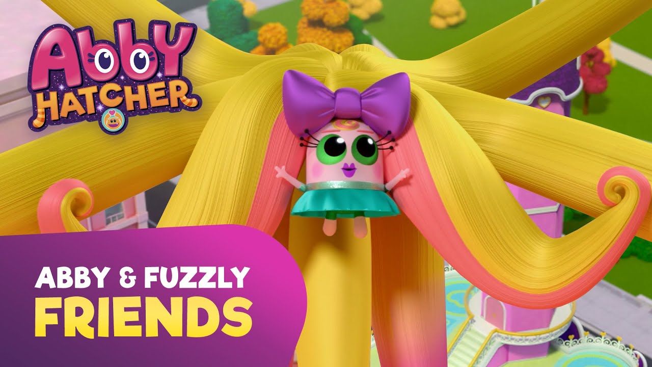 Abby Hatcher | Episode 31 Rapunzel Harriet | PAW Patrol Official & Friends