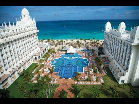 Hotel Riu Palace Aruba Video Tour 2017