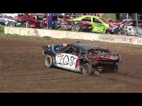 Forest Fair Demolition Derby 2017 | Pro Mod