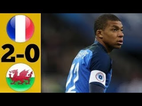 Download France 2 – 0 Wales Friendly Highlights