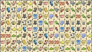 Game nối thú cổ điển (anh em với game Pikachu) - Chơi đến mức hết cả bộ nhớ điện thoại