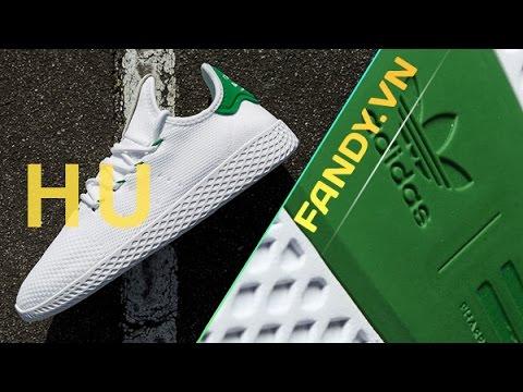 87e451a72d190 Pharrell s adidas Originals Stan Smith Human Race - YouTube